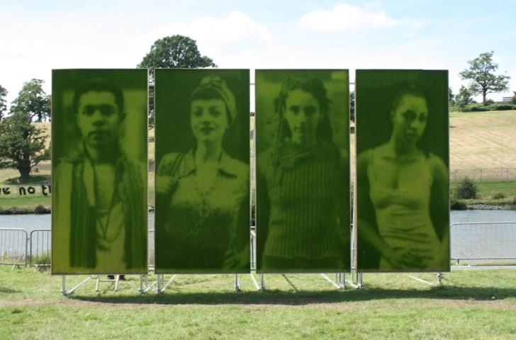 Myles, Basia, Nath et Alesha, Ackroyd & Harvey, 2007