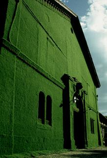 Theaterhaus Gessnerallee, Ackroyd & Harvey, 2003